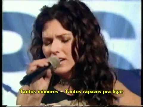 Shania Twain   Thank You Baby   live (Legendado - PT/BR)