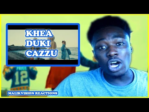 LOCA REACTION! | Khea - Loca ft. Duki & Cazzu (Video Oficial) | 2018 ARGENTINIAN MUSIC REACTION!
