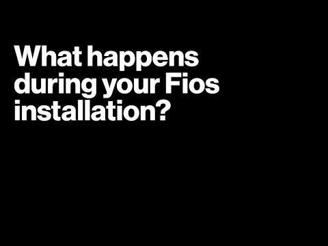 What Happens During Your Fios Installation By Verizon Fios