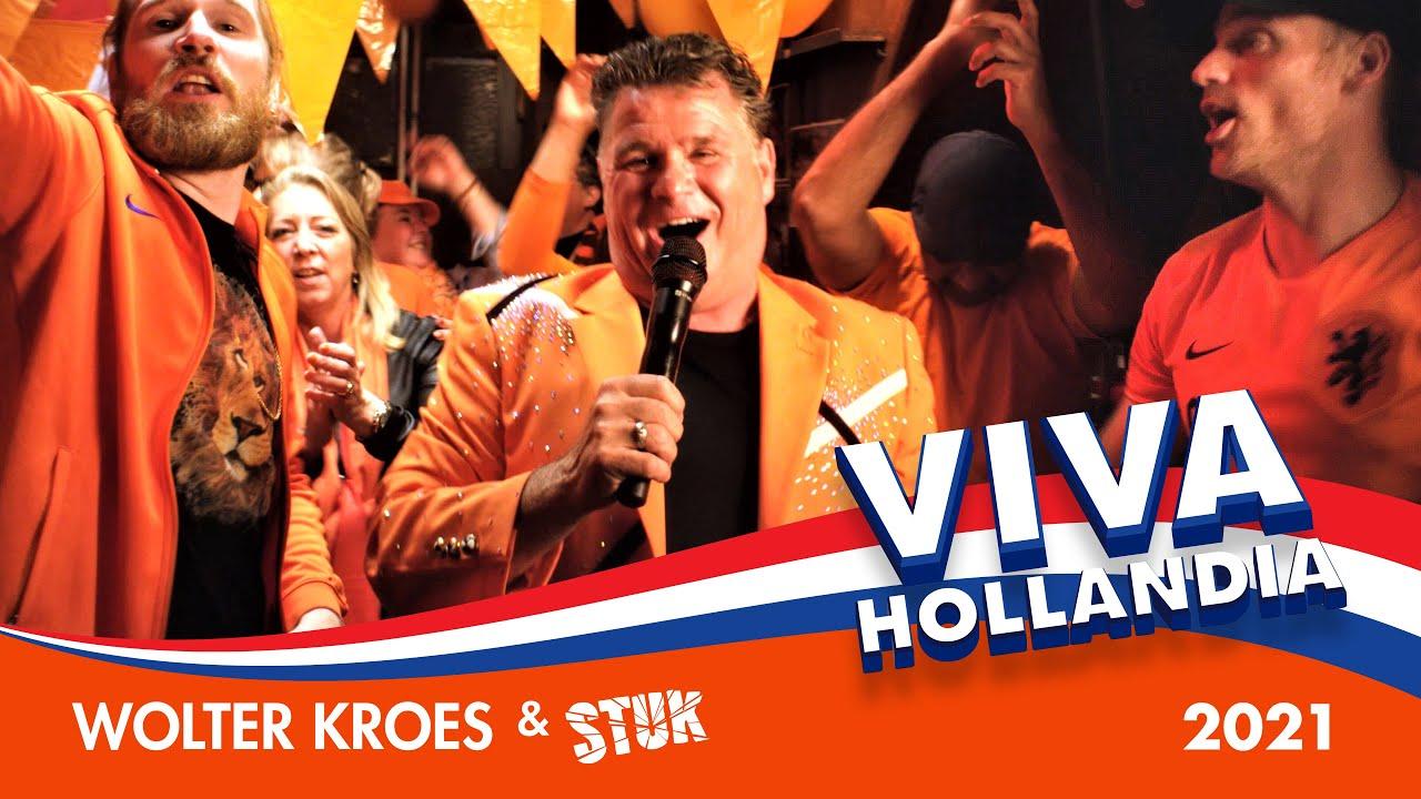 Wolter Kroes x STUK - Viva Hollandia 2021 [Official Video]