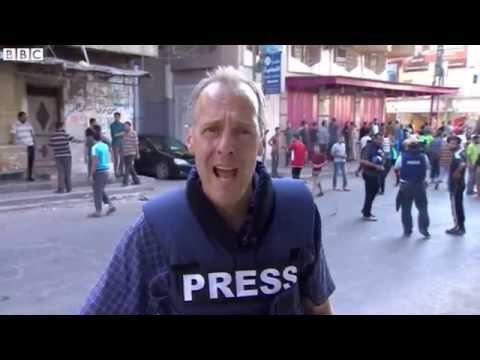 """BBC Reporter """"Infantilises"""" Palestinians"""