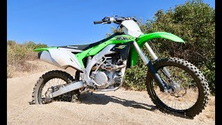 2020 KX450f FIRST RIDE & REVIEW!!