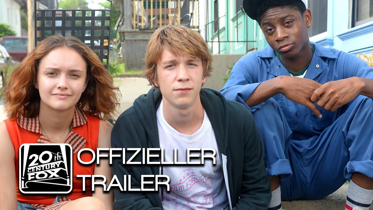 Ich Und Earl Und Das Mädchen Trailer 1 Deutsch German Hd Youtube