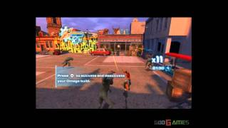 Generator Rex: Agent of Providence - Gameplay Wii (Original Wii)