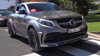 680HP HAMANN Mercedes-AMG GLE63 S! Lovely Exhaust Sounds!