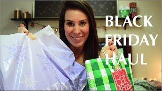 BLACK FRIDAY HAUL! Thumbnail