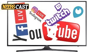 Is Streaming Destroying Youtube? Twitch, Facebook Live.....