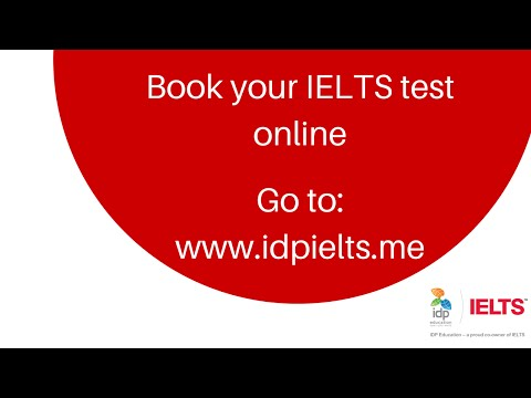 How To Book Your IELTS Test Online With IDP IELTS