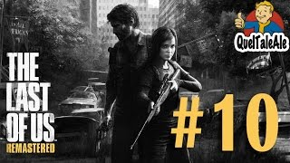 The Last of Us Remastered - Gameplay ITA - Ps4 1080p - Walkthrough #10 - Facciamoci spazio
