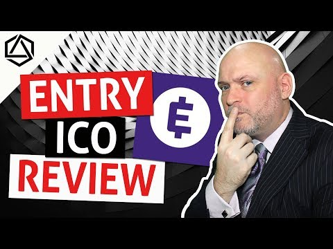 ENTRY ICO Review! Banking Platform on the Blockchain!