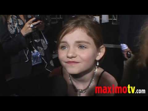 MORGAN LILY  at 2012 Premiere Arrivals