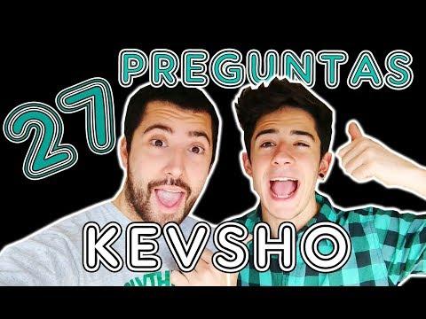 27 PREGUNTAS A KEVSHO   ¡OCULTA SUS VIDEOS!   Cuestionario Cámara en Mano #7 thumbnail