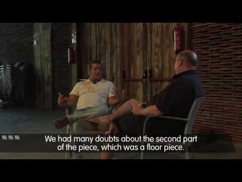 """Carlos Garaicoa """"Fin de Silencio"""" (720p HD with English subtitles)"""