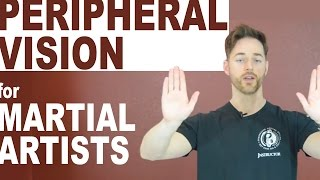 Peripheral Vision Training for Martial Artists