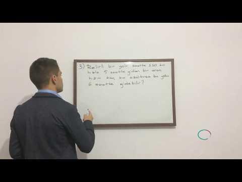MATEMATİK VİDEO -KESİNLİKLE İZLEYİN!!-5 SORU 5 CEVAP(KARIŞIK)