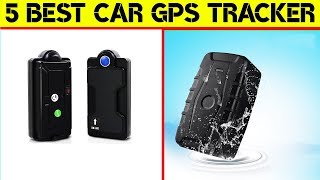 5 Best Car GPS Tracker | Best Product