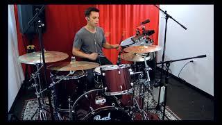 Saliditas contigo- Manolito y su Trabuco- Drum cover
