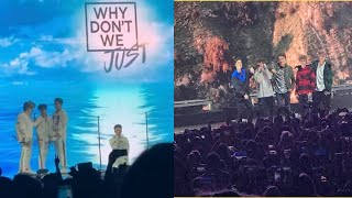 *FULL concert* Why Don't We 8 Letters Tour (SAN JOSE)!!
