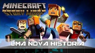 Minecraft: Story Mode - 1x1 - Uma Nova História [Dublado]