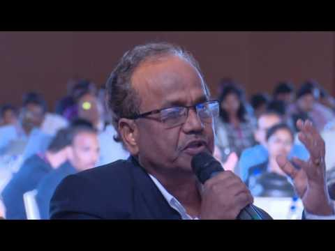 Interaction with Hon'ble CM of AP, Shri N Chandrababu Naidu, Spring Conference 2017 (Part 2)