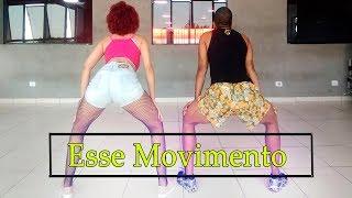 Baixar Esse Movimento ( Quando sua bunda tiver esse movimento ) Jhury Machado   Coreografia OFICIAL KDence