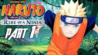 naruto Rise Of a Ninja Xbox 360 прохождение часть 1  Игра от UbiSoft