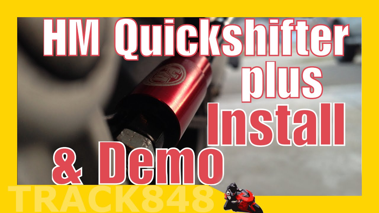 How To Hm Quickshifter Plus Install And Demo Youtube 2008 Ducati 848 Wiring Diagram