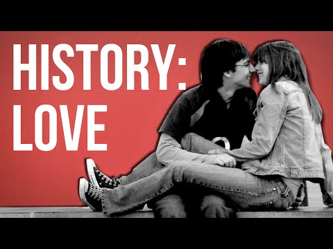HISTORY OF IDEAS - Love
