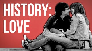 HISTORY OF IDEAS - Love