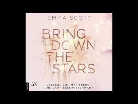 Bring Down the Stars YouTube Hörbuch Trailer auf Deutsch