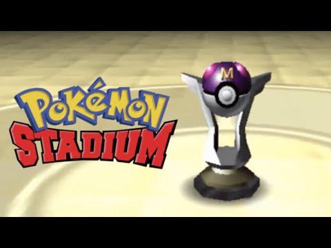 Pokémon Stadium - Prime Cup: Master Ball