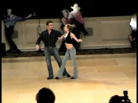 Jason Colacino and Katie Boyle