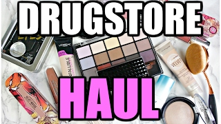 New at the Drugstore HAUL | 2017