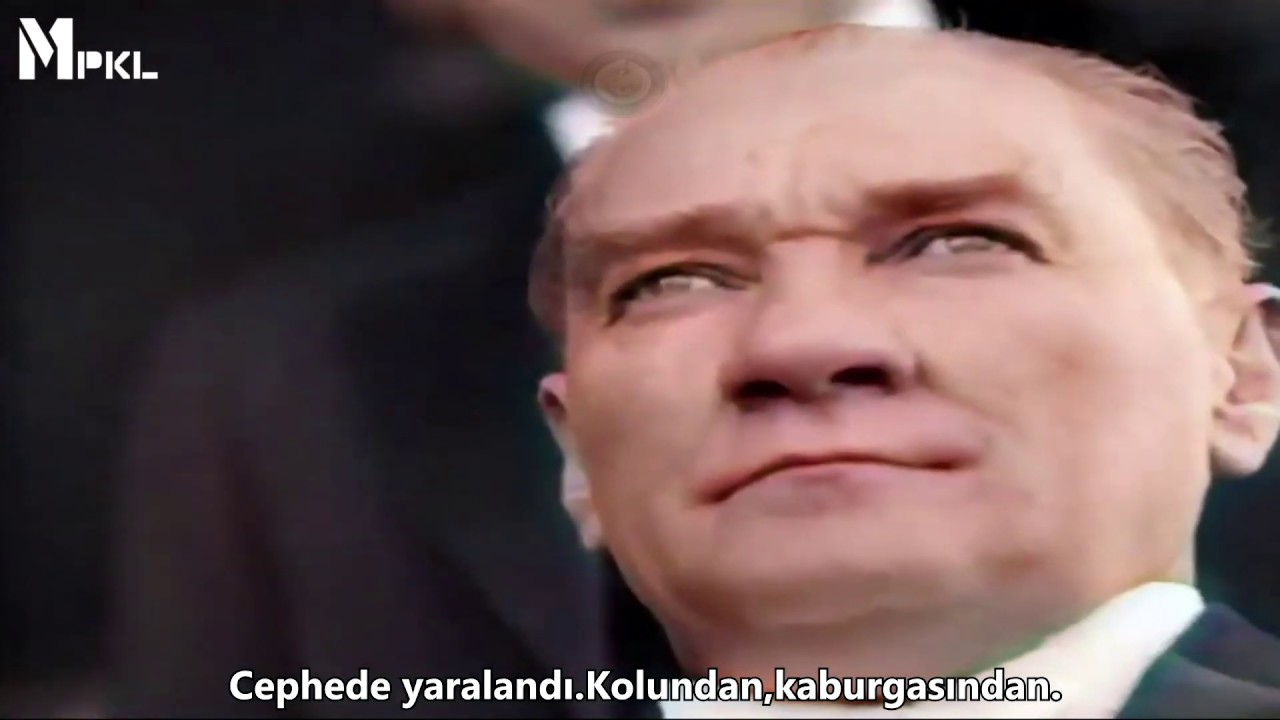 Mustafa Kemal'i Anlatın