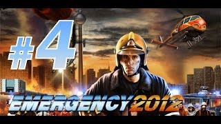 Emergency 2012 Walkthrough: Mission 4 - Blazing fire in Berlin