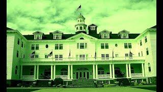 Ghost Slams Door at Haunted Stanley Hotel
