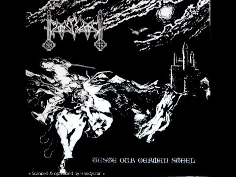 Moonblood - Taste Our German Steel - From Hell Boxset (Full Picture Disk Vinyl Rip)