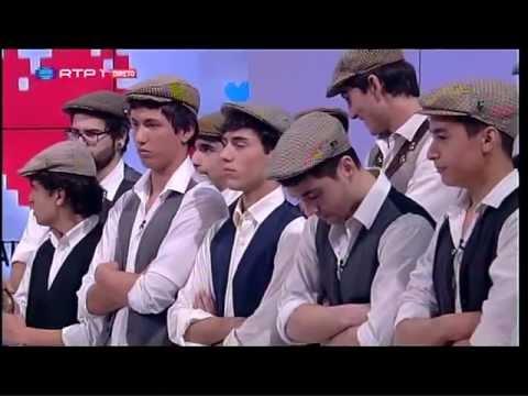 """Grupo Coral """"Os Bubedanas"""" - Castelo de Beja"""