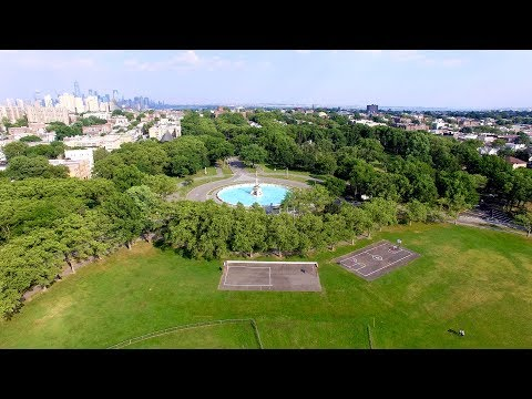 Lincoln Park, Jersey City, New Jersey