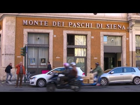 Monte dei Paschi teeters on brink of bailout