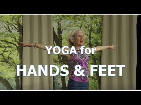 Yoga for Health and Joy  - Hands and Feet - January 20, 2017