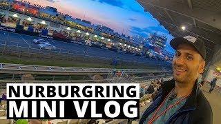 Nielegalny na Nurburgringu - MINI-vlog