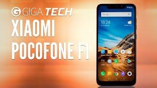 Xiaomi POCOPHONE F1 im Hands-On (deutsch): Highend-Handy für wenig 💶 – GIGA.DE