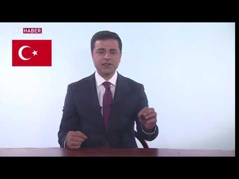 Selahattin Demirtaş'ın TRT Konuşması 2018-06-17