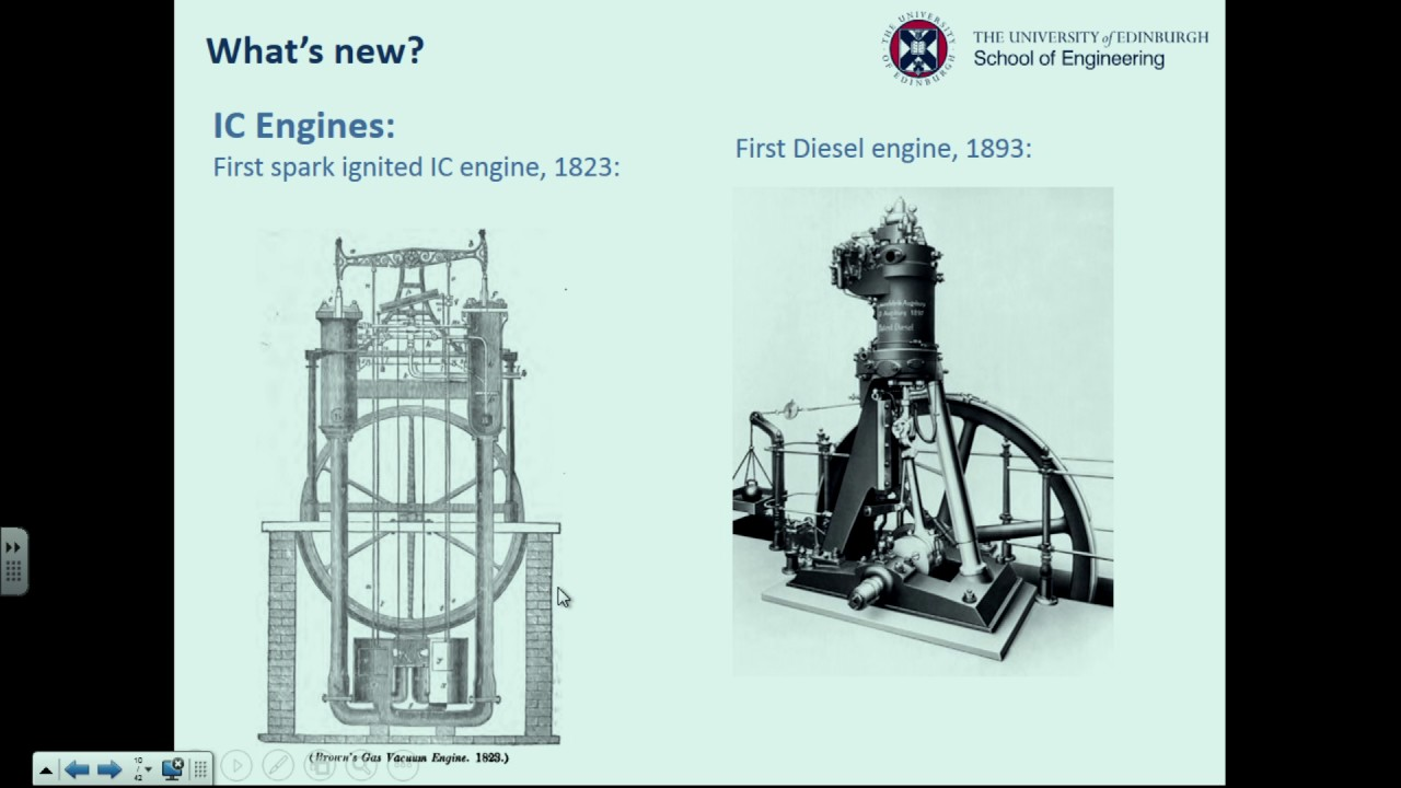 Prof Mark Linne Inaugural Lecture Clean Combustion Is That Really First Engine Diagram A Thing