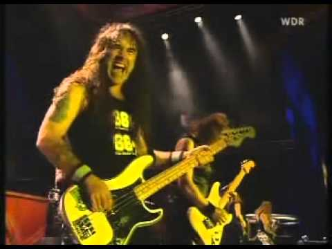 Iron Maiden  The clairvoyant  rock am ring 2003