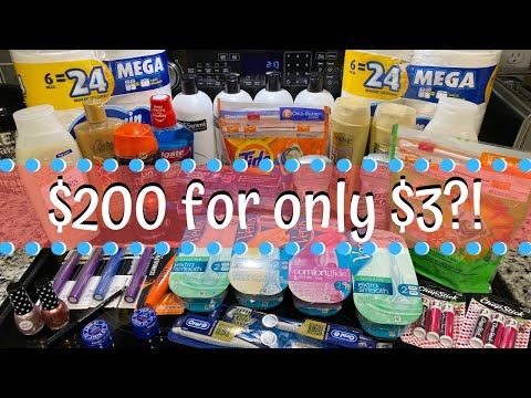 $200 Worth of Products for $3?! 😱