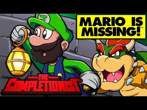 Mario is Missing | The Completionist