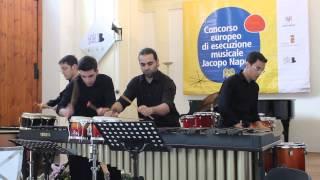 2° Concorso europeo di esecuzione musicale Jacopo Napoli - Batucada ensemble