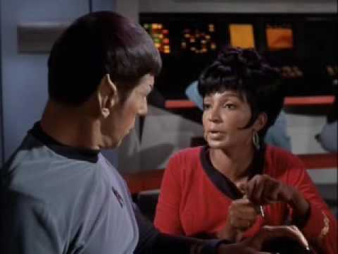 Spock & Uhura Moments (TOS)